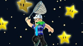 ROBLOX: THE OLD MAN HAS BECOME A STAR HUNTER! (Star Simulator)-Play Old man