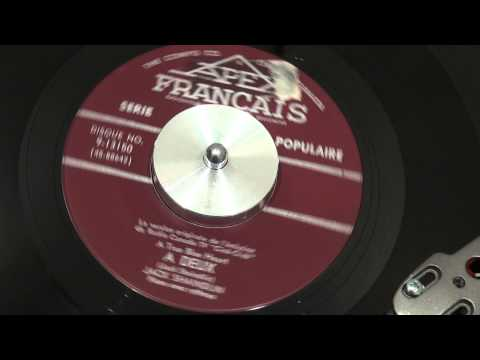 (instr). JACK SHAINDLIN - A Deux - 1959 - APEX FRANCAIS