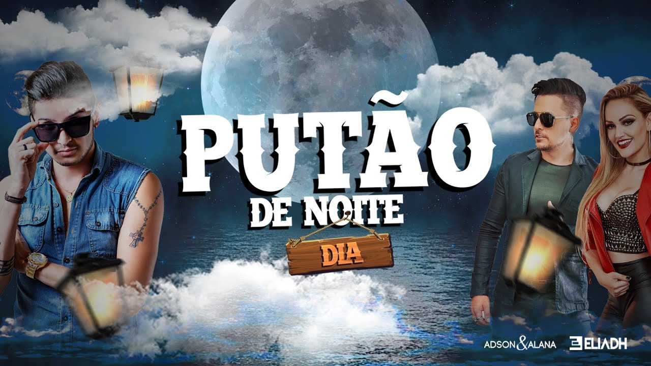Eliadh Adson E Alana Dj Cleber Mix Putao De Noite Putao De