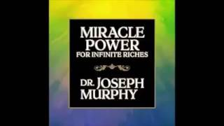 Miracle Power for Infinite Riches audiobook by Dr  Joseph Murphy