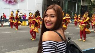 119th Philippine Parade New York 2017 Vlog: Fangirling 💁🏻 Pia Wurtzback