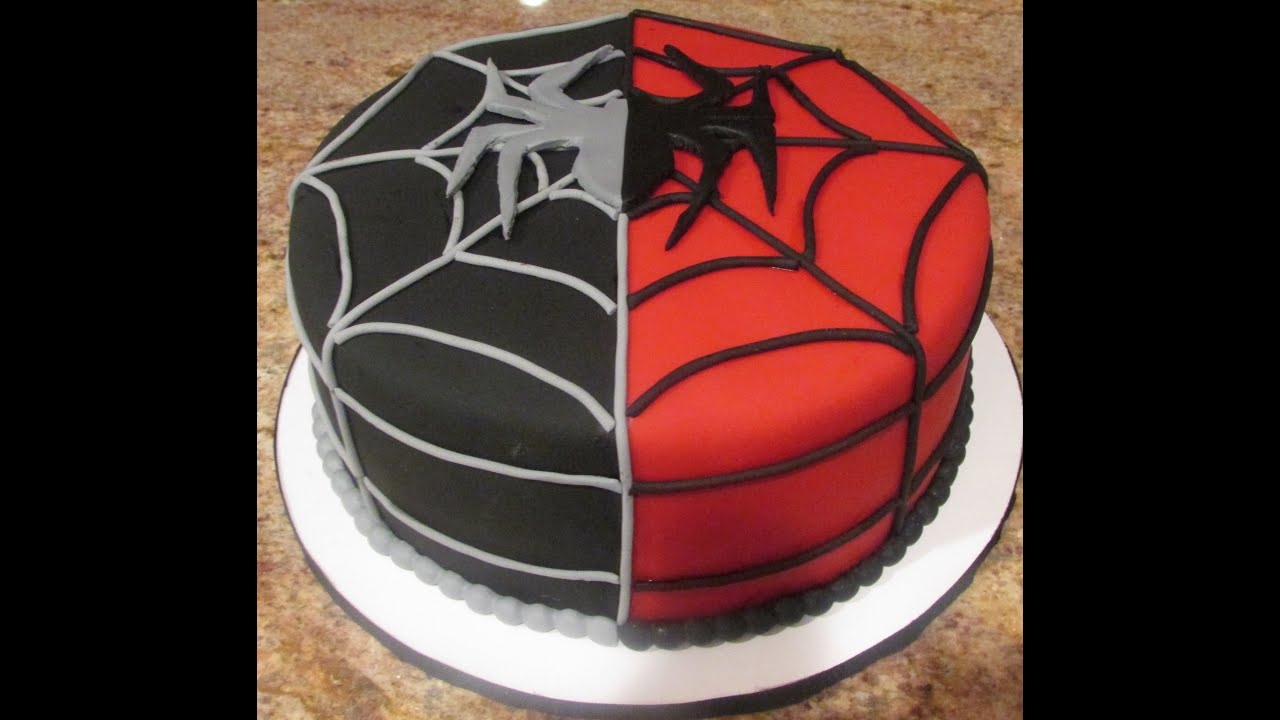 Marvel Cake Ideas
