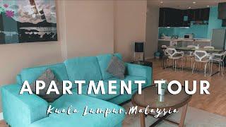 Gambar cover KUALA LUMPUR APARTMENT TOUR   MALAYSIA VLOG #001