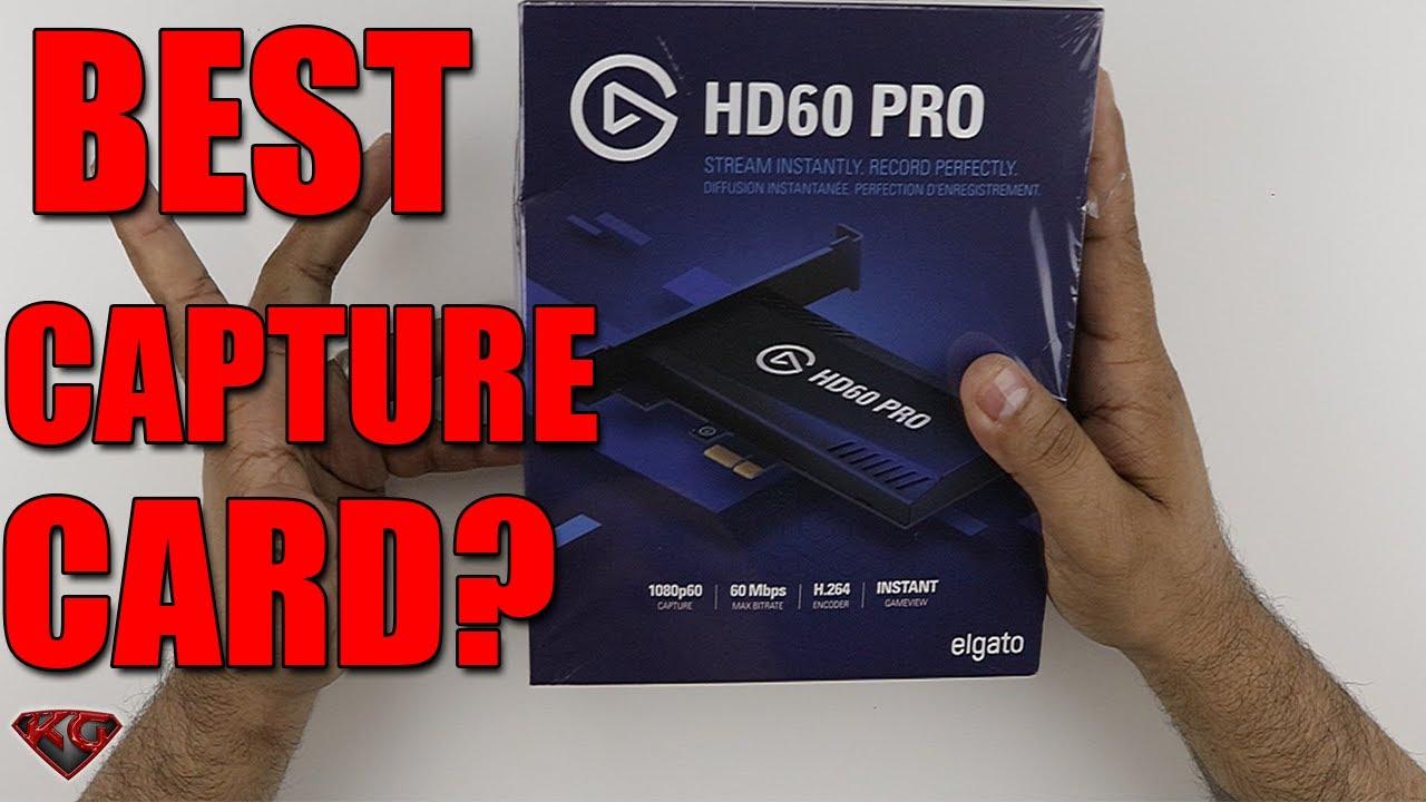 How To Install Elgato HD60 Pro|Elgato HD60 Pro Unboxing & Setup