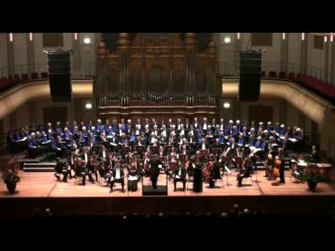 A Child of Our Time 27 - Michael Tippett - Concertkoor Haarlem