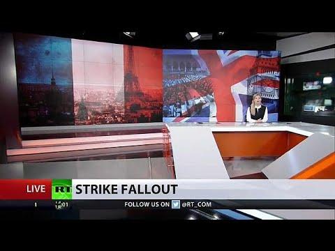 Órgão regulador da comunicação no Reino Unido investiga Russia Today
