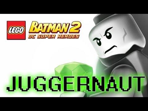 LEGO Batman 2 : DC Superheroes - Lex Corp Juggernaut Vehicle Spotlight