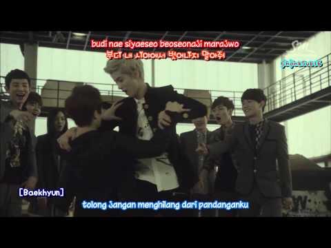 EXO - WOLF Drama (korean Ver.) IndoSub (ChonkSub16)