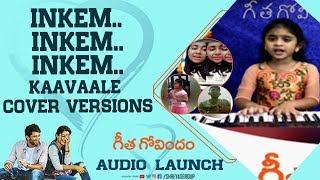 Inkem Inkem Inkem Kaavaale Cover Versions | Geetha Govindam Songs | Vijay Devarakonda, Rashmika