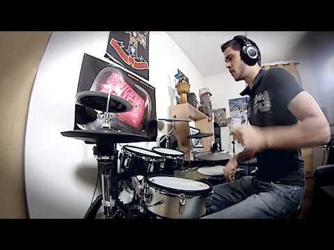 Burn It Down HD - Linkin Park - Drum Cover By Adrien
