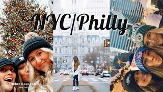 Travel vlog: NYC & Philly!