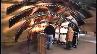 鈴木豊写真展「FotoCubica Antoni Gaudi」 36面ドーム状写真展示の展覧...