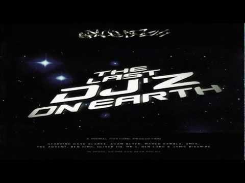 BEN LONG - The Last DJ'z on Earth_miX