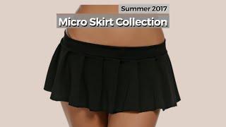 Short skirt angel Ann plaid