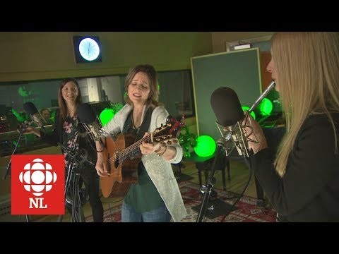 The Ennis Sisters with 6 songs, performed on CBC's CrossTalk