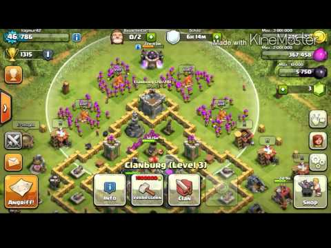 Clash of clans :) clan erstellen