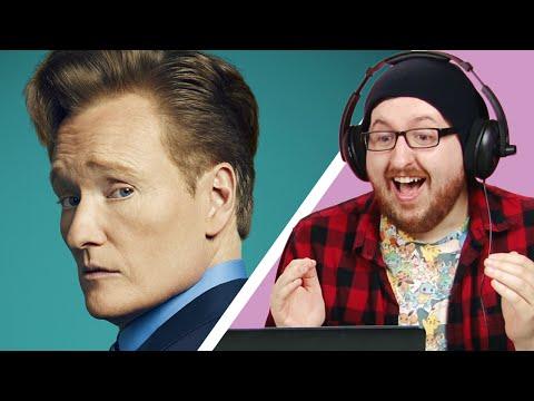 Irish People Watch Conan O'Brien