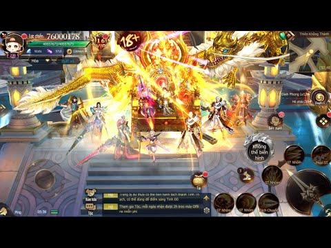 [Khám phá] Chiến Thần Kỷ Nguyên VTC - Mở ra một thế giới huyền huyễn cho game thủ khám phá
