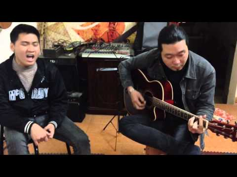 Nơi tình yêu bắt đầu - Huy acoustic and friend