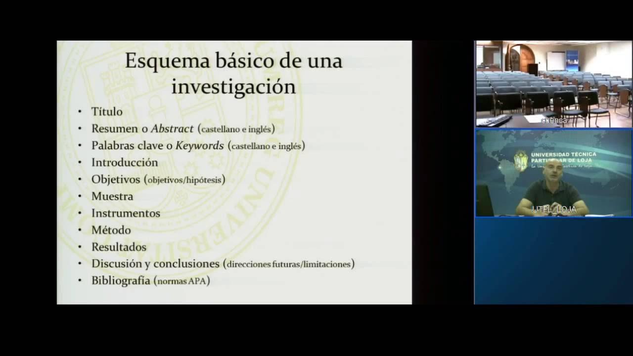 UTPL INVESTIGACIÓN EDUCATIVA [(MAESTRÍA EN GERENCIA Y LIDERAZGO ...