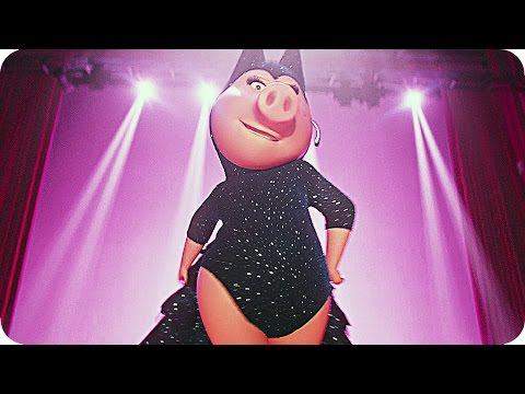 SING Trailer 3 (2016) Animation Movie