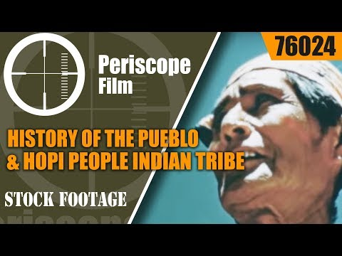 "HISTORY OF THE PUEBLO & HOPI PEOPLE   INDIAN TRIBE  ""THE PUEBLO HERITAGE""  76024"