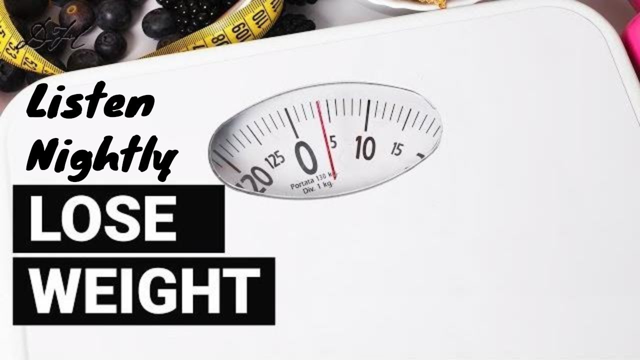 Lose Weight - Night Hypnosis To Lose Weight Naturally