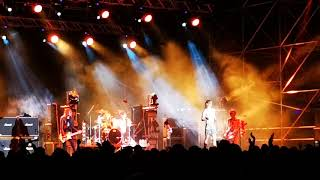 The Darkness - Love on the rocks with no ice - Live in Majano Italy 21.07.19