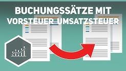 Buchungssätze mit Vorsteuer und Umsatzsteuer - Externes Rechnungswesen ● Gehe auf SIMPLECLUB.DE/GO