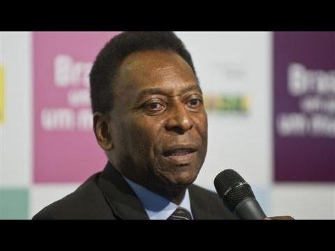 Pelé Seeks a Comeback at 2014 World Cup