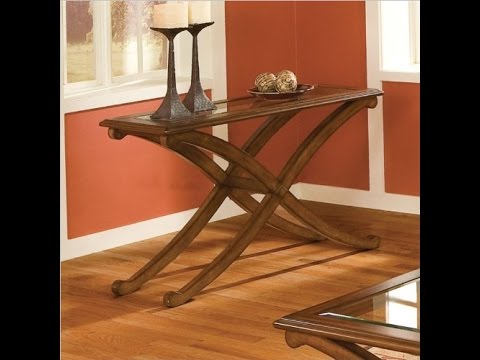 standard furniture madrid sofa table