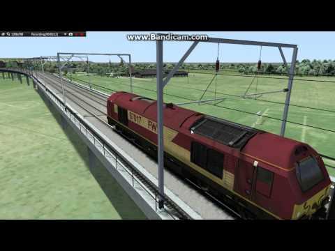 BR class 67 ts2015  