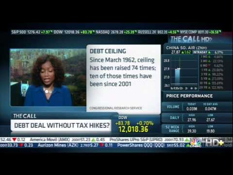 David Waddell On CNBC The Call 6-27-11