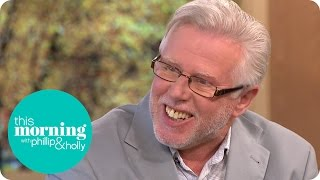 Phil Davis On Being An OAP Bank Robber | This Morning