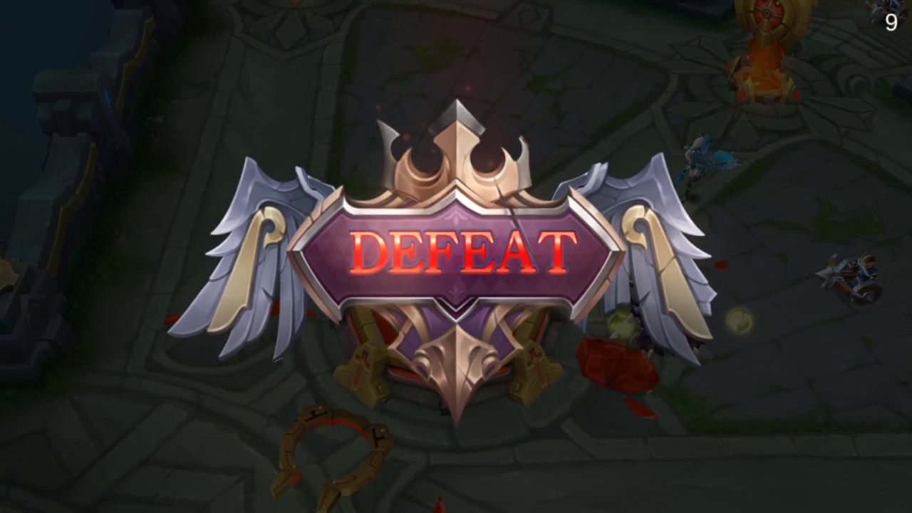 Image result for DEFEAT mobile legend