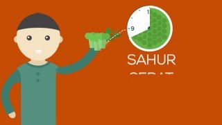 SHAUM SEHAT - TIPS AGAR PUASA TIDAK LAPAR