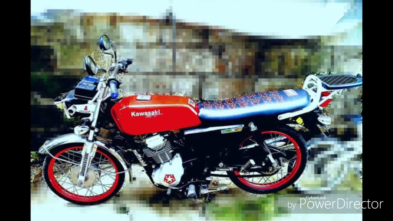 Kawasaki Barako 175  Compilation 2019