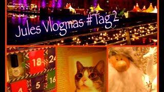 Jules Vlogmas ❄Tag 2 #Adventskalender befüllen