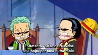 One Piece - Mafia Time [Legendado] BR
