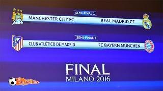 Góc kết nối 41: Nhận định trước bán kết lượt về UEFA Champions League