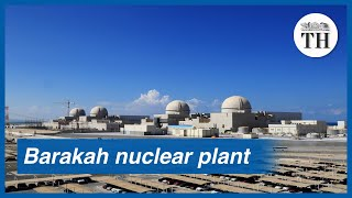 UAE launches first nuclear power plant
