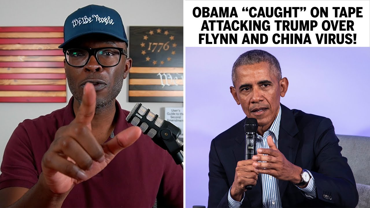 Barack Obama Caught On Tape Attacking Trump Over Virus!