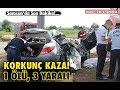 Samsun Da Korkunç Kaza 1 Ölü 3 Yaralı mp3