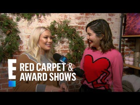 "Hilary Duff Confirms ""Lizzie McGuire"" Reboot Conversations   E! Red Carpet & Award Shows thumbnail"
