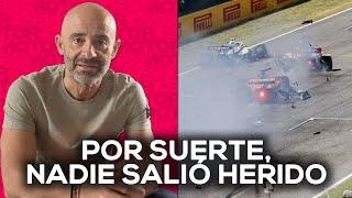Nunca he visto al coche de seguridad comportarse así | El Garaje de Lobato - SoyMotor.com