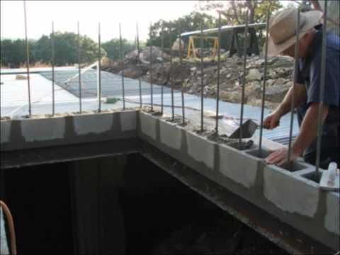 Строительство бункеров и убежищ