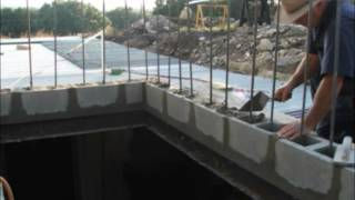 Подземное убежище своими руками(Строим подземное укрытие на участке из металлического контейнера. Проект