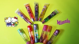 Fun Lip gloss Hello Kitty and Minnie by Toys and Kids