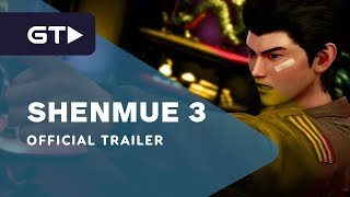 Shenmue 3 Official Launch Trailer