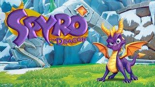 Spyro the Dragon #17   NAWIEDZONE WIEŻE   PS4   Spyro Reignited Trilogy